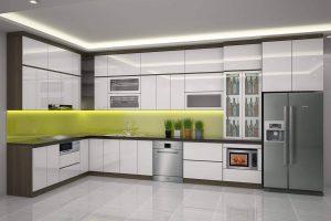 Tủ bếp Picomat có bền không?