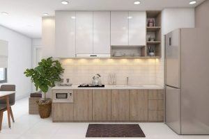 Tủ bếp nhựa picomat – sự lựa chọn hàng đầu cho gian bếp của bạn
