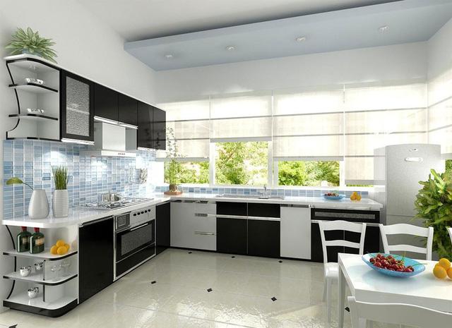 Tủ bếp nhựa picomat giá rẻ tại Hà Nội - Nội thất Nam Xuân