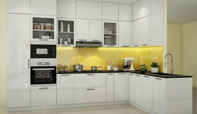 Tủ bếp nhựa picomat có độ bền cao