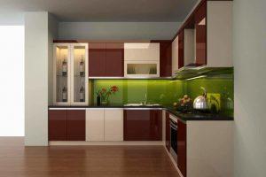 Xu hướng nội thất tủ bếp nhựa picomat 2019